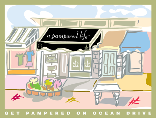 A Pampered Life