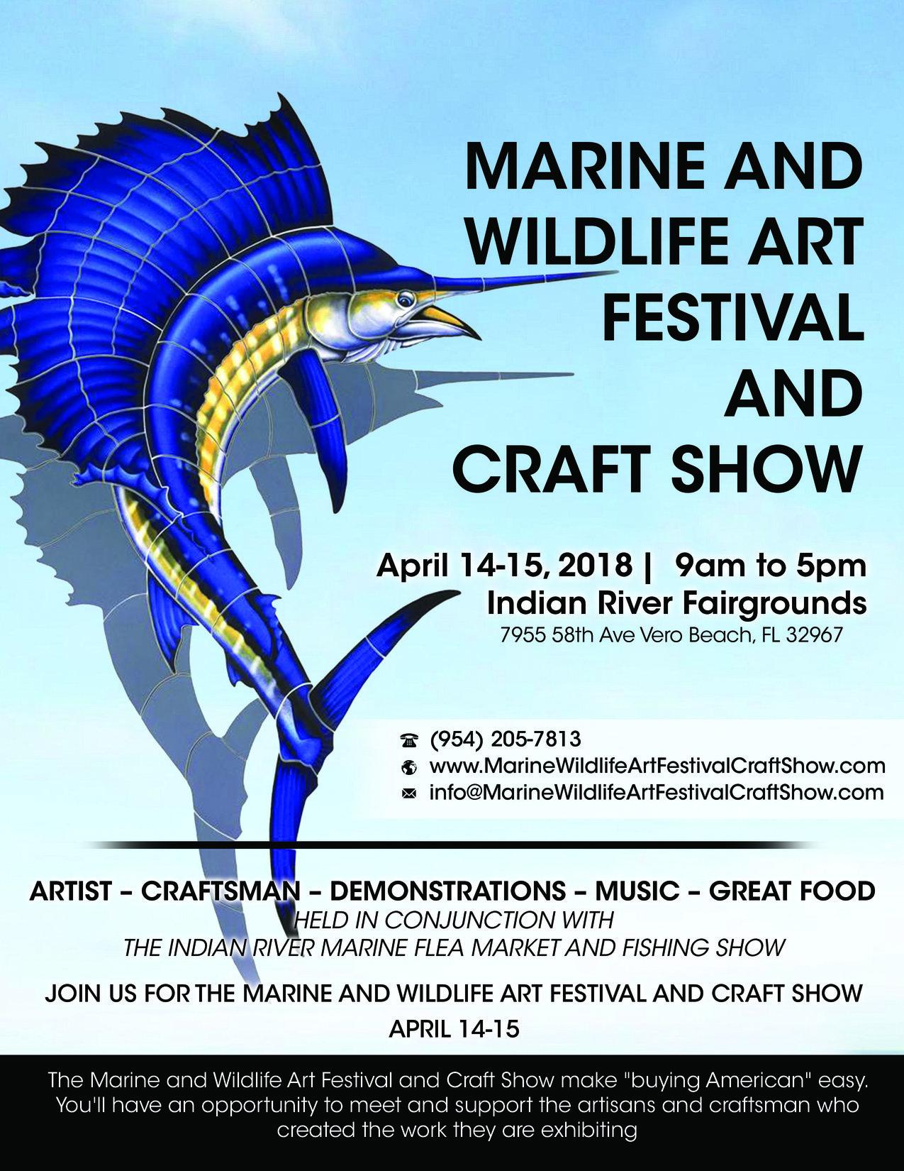 Marine And Wildlife Art And Craft Festival