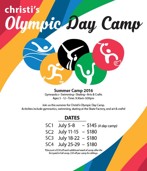 Christi's Fitness Summer Camp
