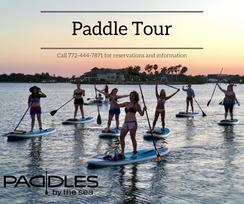 Paddle Tour