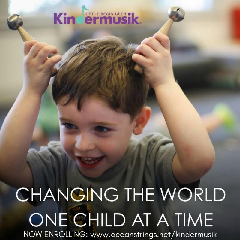 Kindermusik Classes