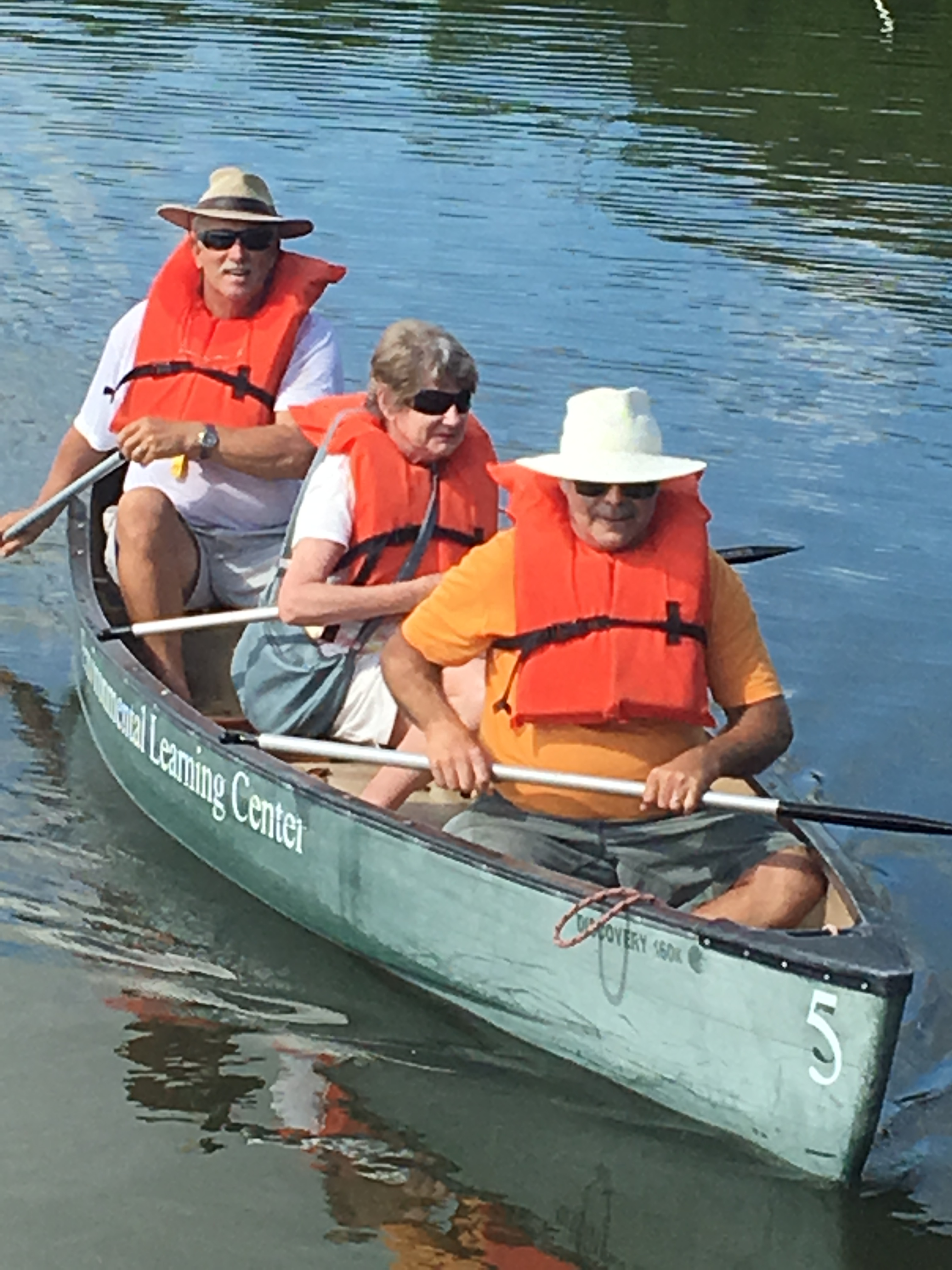Canoe Excursions (1 Hr) At The Elc