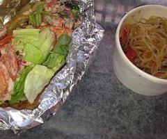 Custom Lobster Roll