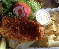 Crunchy Fish