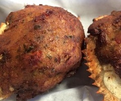 Crab Cake in the Shell