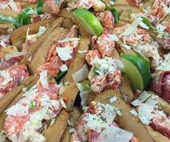 Lobster Roll Platter
