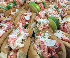 New England Lobster Rolls