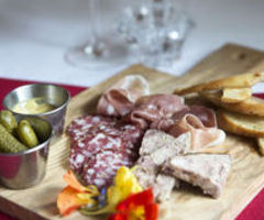 Charcuterie Plate