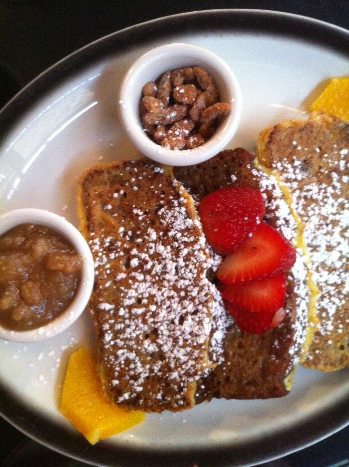 French Toast Baci