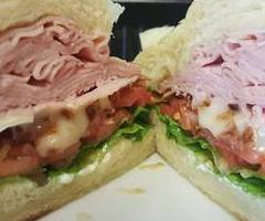 Hot Ham & Brie
