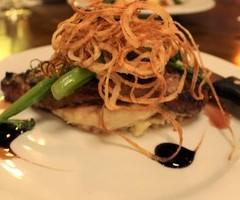 Perfect Rib Eye Steak
