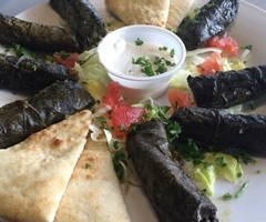 Stuffed Grapeleaves