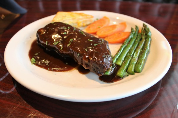 Black Angus Short Rib