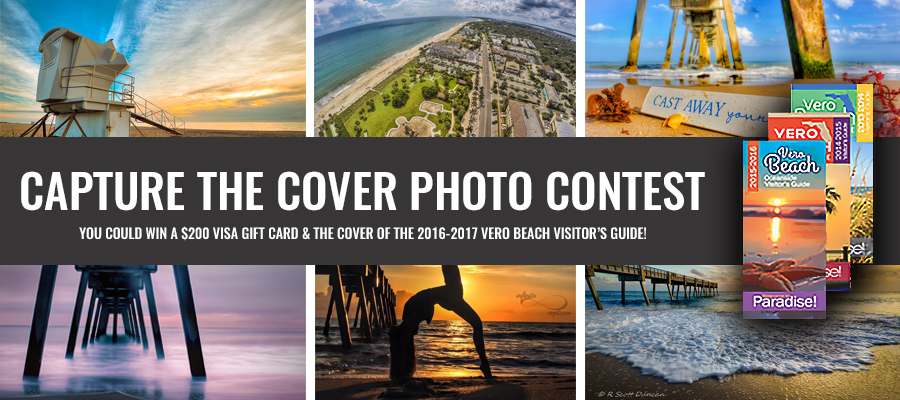 Capture the Cover Photo Contest