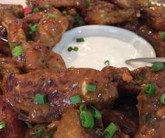 Superbowl Wings