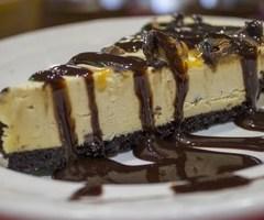Chocolate Caramel and Peanut Butter Heaven Cake
