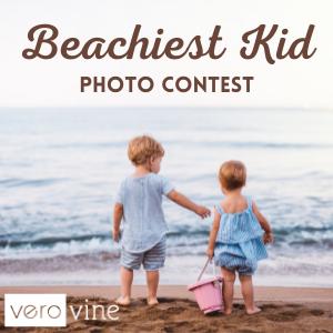 Beachiest Kid Photo Contest 2021
