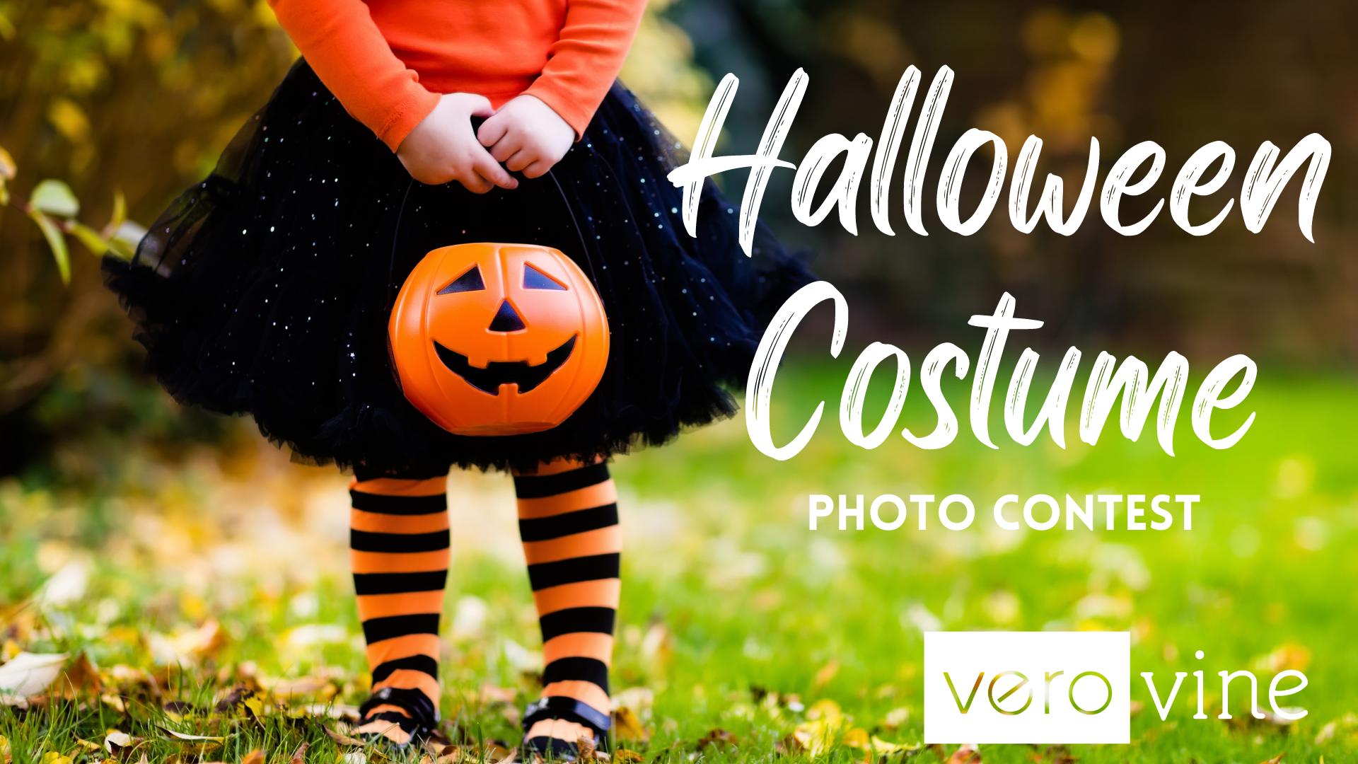 Halloween Costume Photo Contest 2021