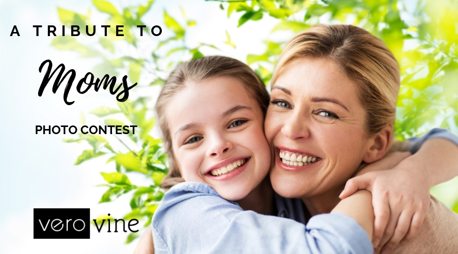 A Tribute to Moms Photo Contest